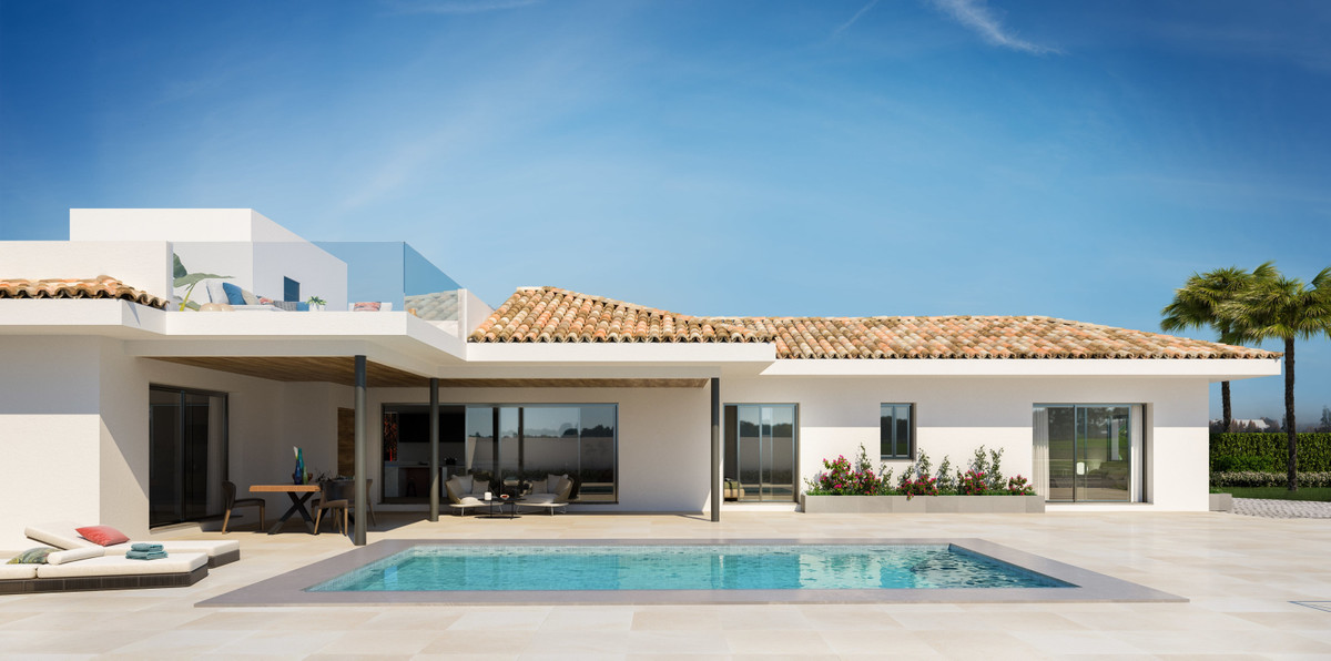 Villa in Capellanillas Benalmadena in proces of beeing refurbished to the highest standarts.The hous,Spain