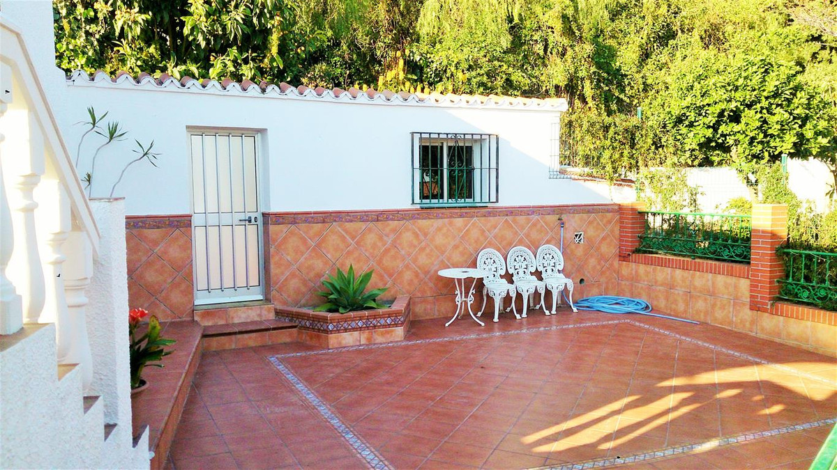 Detached Villa, Benalmadena, Costa del Sol. 3 Bedrooms, 2 Bathrooms, Built 147 m², Terrace 50 m², Ga, Spain