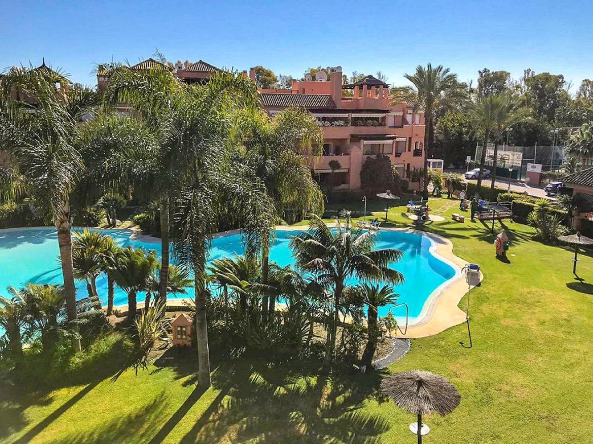 Amazing 3 bedroom 3 bath duplex penthouse in an very upscale ara in Marbella walking distance to the,Spain