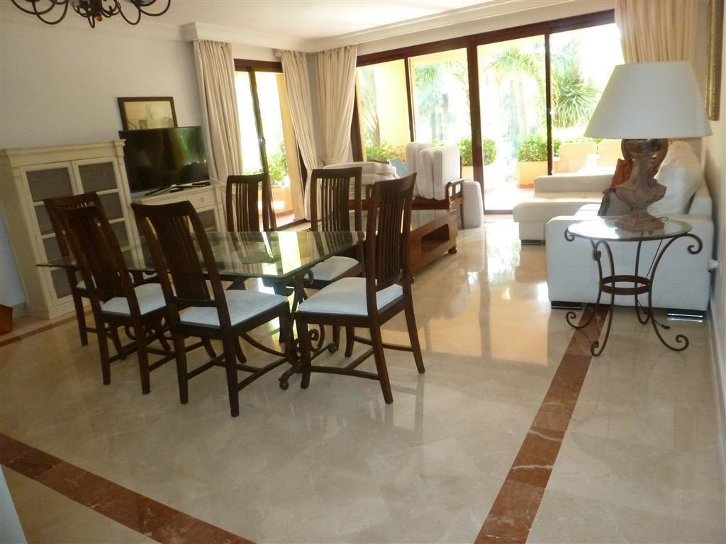 Apartamento Planta Media en Venta en San Pedro de Alcántara – R3011414