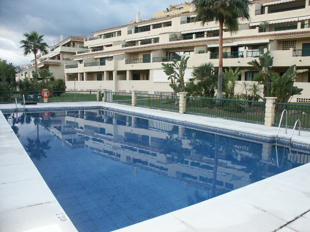 Great three bedroom, two bathroom apartment in excellent condition in Torrequebrada with also  a nic,Spain
