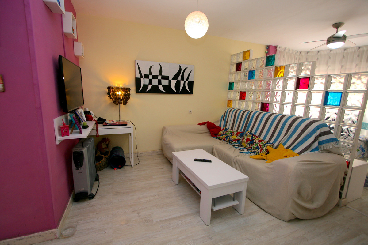 Beautiful studio in the centre of Fuengirola, close to the beach and with a lot of potential for the,Spain