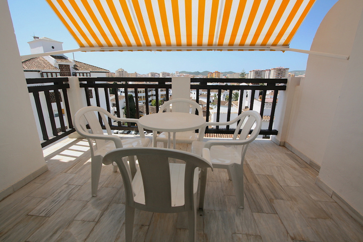 A beautiful two bedroom one bathroom apartment on the fifth floor in the exclusive development in th, Spain