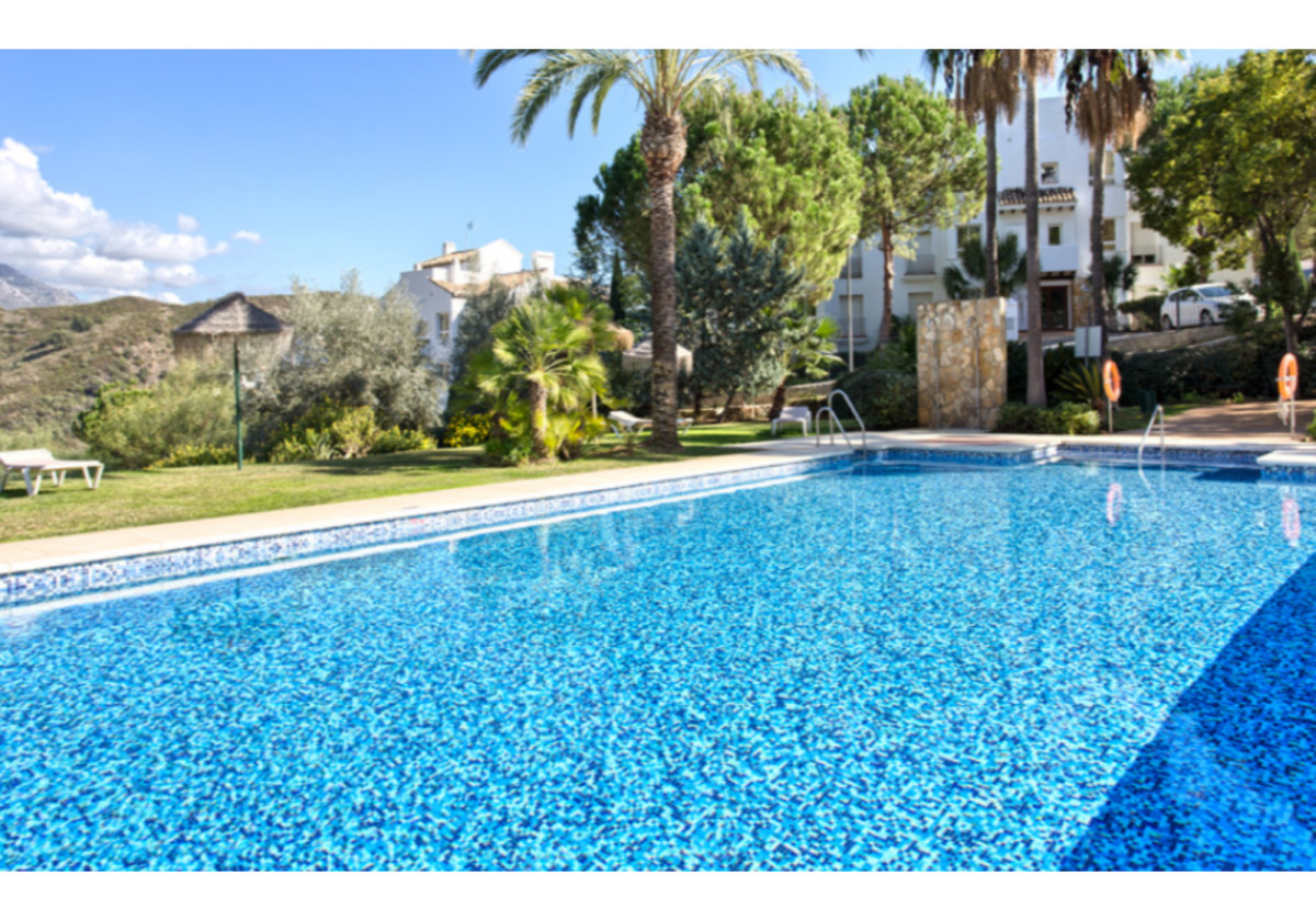 La Quinta, A nice 2-bedroom, 2-bathroom ground floor apartment in the well-known, sought after La Qu,Spain