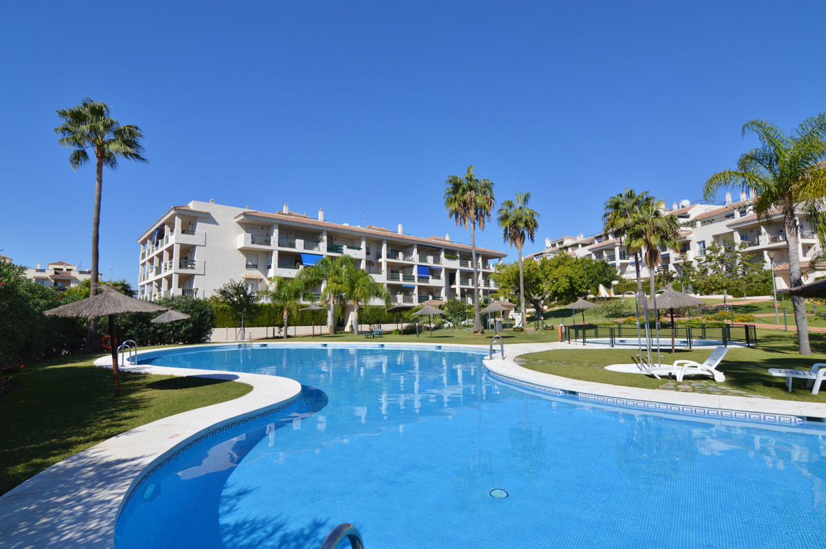 Nueva Andalucia. First floor two bedroom and two bathroom apartment in pristine condition located in, Spain