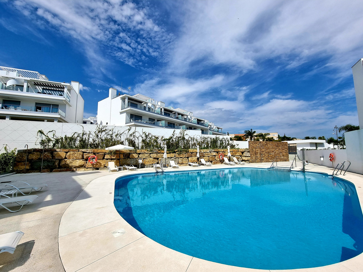 ESTEPONA/ NEW GOLDEN MILE- 5 min from the beach, new 2 bedroom 2 bathroom  RESALE A new contemporary, Spain