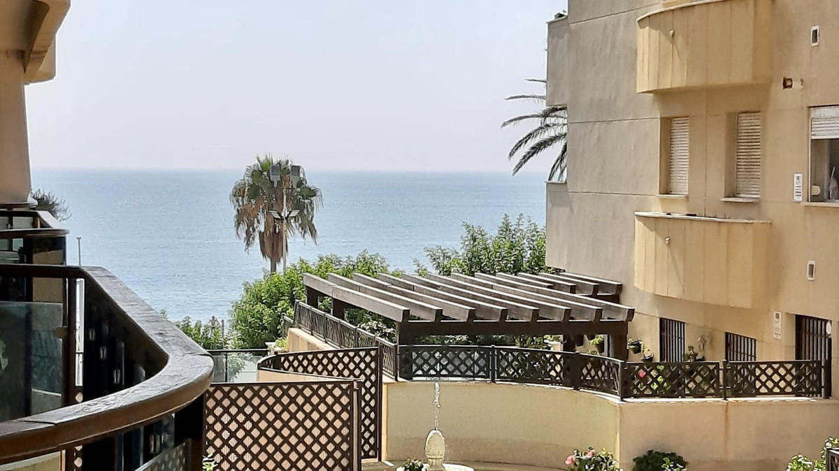 Estepona beach, next to the promenade, great opportunity to own a recently renovated property by the, Spain