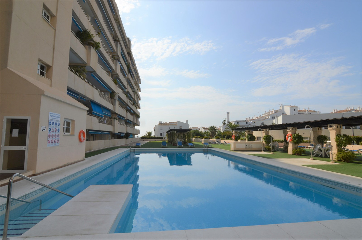 PUERTO BANUS, This private and spacious underground parking is in a lovely complex in the heart of P,Spain
