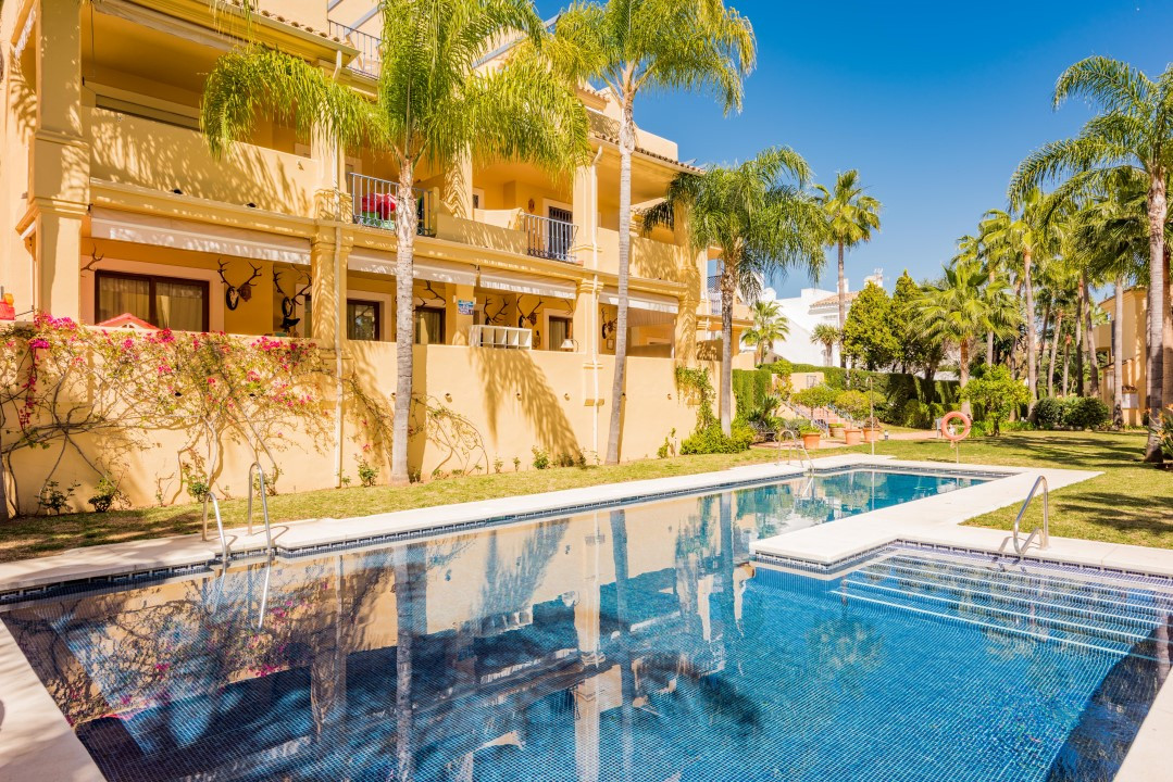 Nagueles, This duplex penthouse is located in one of the most established residential areas of Marbe,Spain
