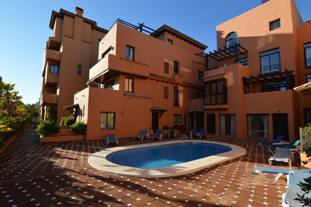New Golden mile, a beachside property between Puerto Banus and Estepona town, Super nice and bright ,Spain