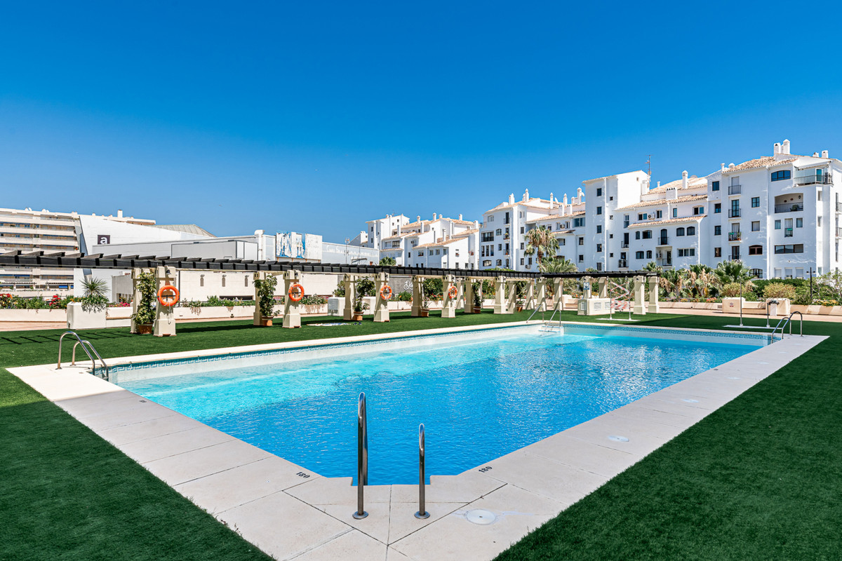 Nice 2 bedroom apartment, located in the hart of Puerto Banus. The apartment is west facing, very br, Spain