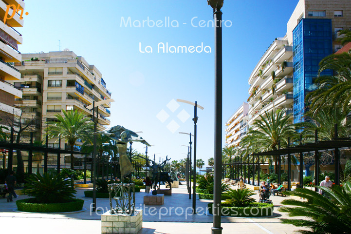 Marbella centre, 200 metres from the beach!, FREE HOLD  DUE TO PRIVACY AND SECURITY THE PHOTOS DISPL, Spain