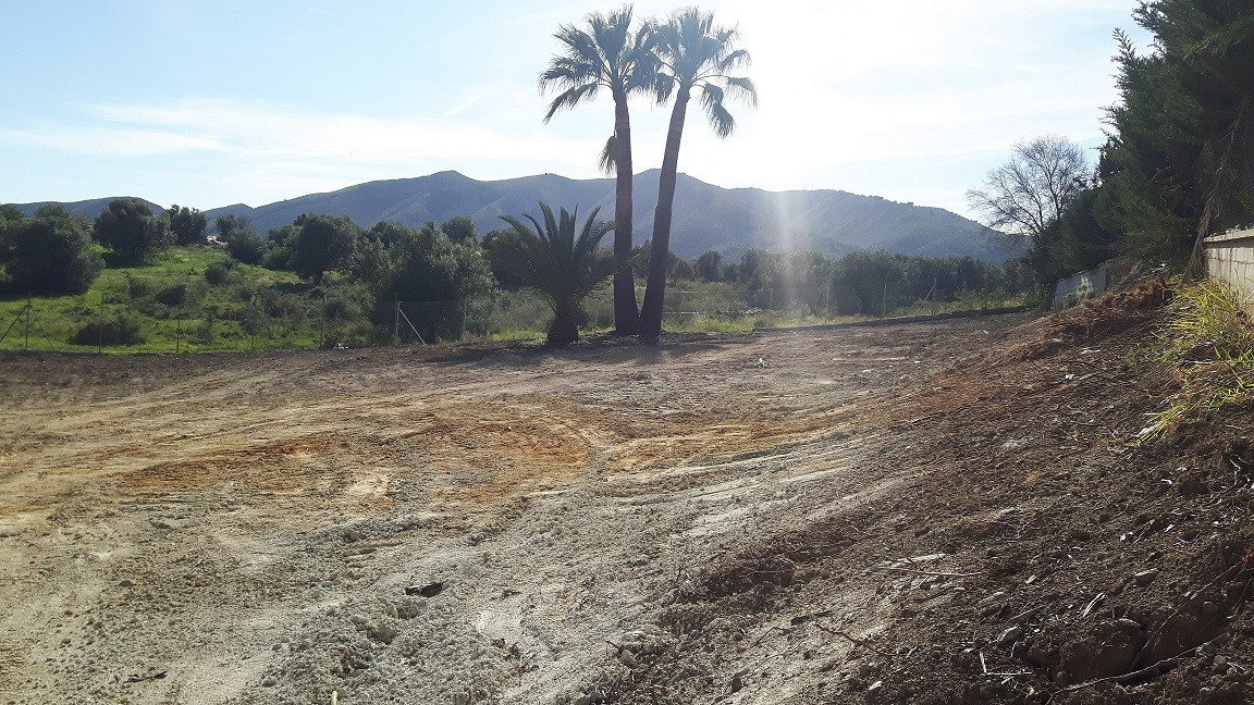 TORREMOLINOS, REDUCED IN OCTOBER 2019, FROM 690000 to 490000 Building plot of 2.137m2 in the El Oliv,Spain