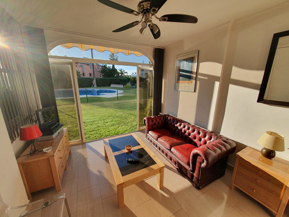 Ground Floor Studio, Calypso, Costa del Sol. 1 Bedroom, 1 Bathroom, Built 33 m².  Setting : Close To, Spain