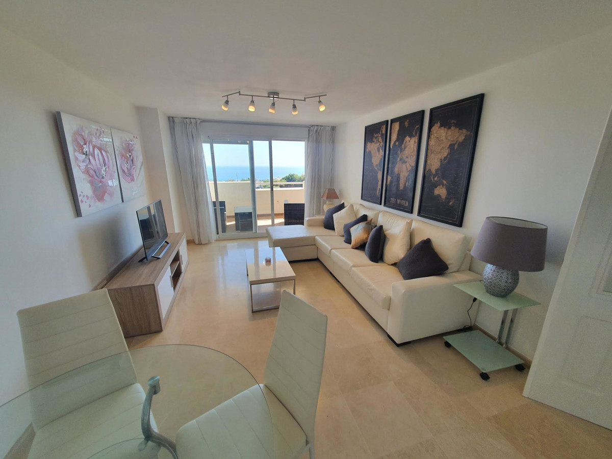 Very nice two bedroom apartment two bathrooms very well decorated large south facing terrace with fa, Spain