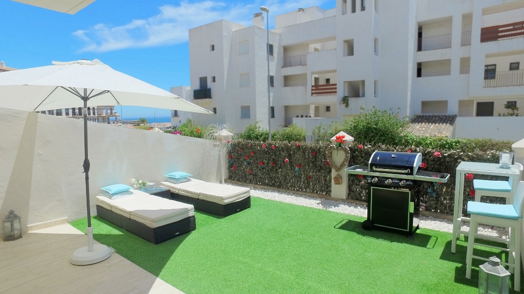 This two bedroom apartment is perfect for those seeking accommodation on the Costa del Sol, where th,Spain