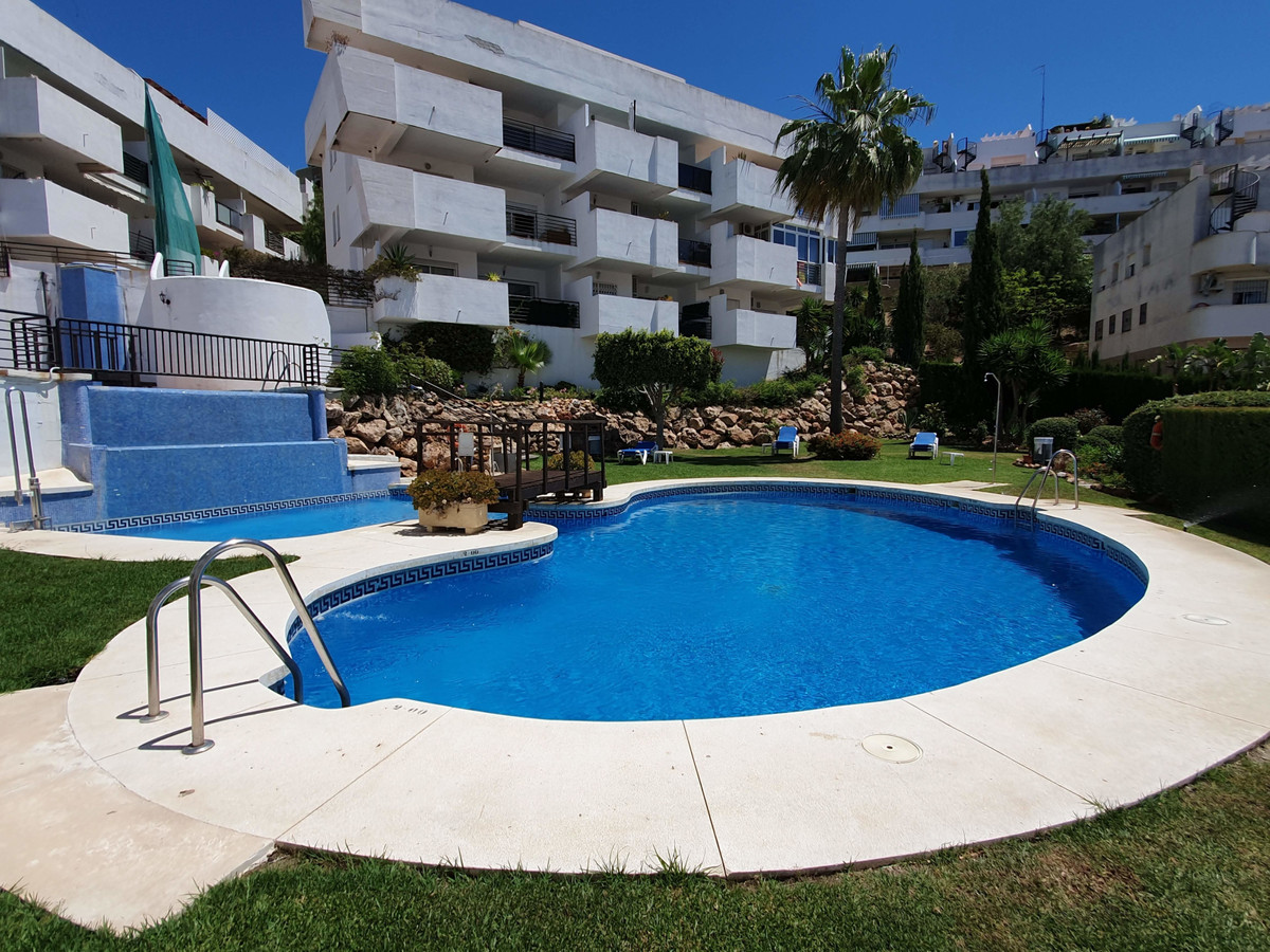 Fantastic corner apartment on the ground floor with a magnificent terrace of about 40 m2 where the f,Spain