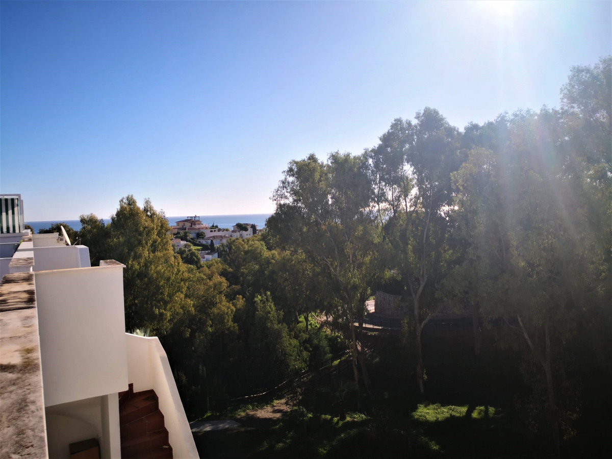Two bedroom, two bathroom penthouse apartment, walking distance from the popular El Bombo beach.  Th, Spain