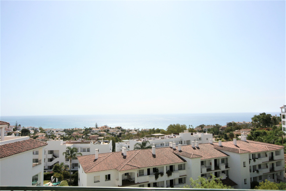 Bright and spacious apartment with stunning open sea views.  The apartment comprises:- Two double be, Spain