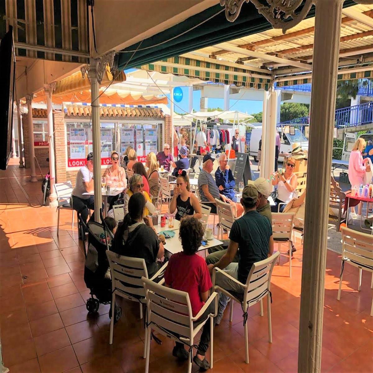 Restaurante a la venta en Calypso