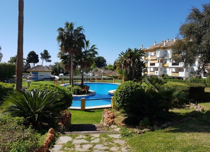 Apartment Penthouse in The Golden Mile, Costa del Sol