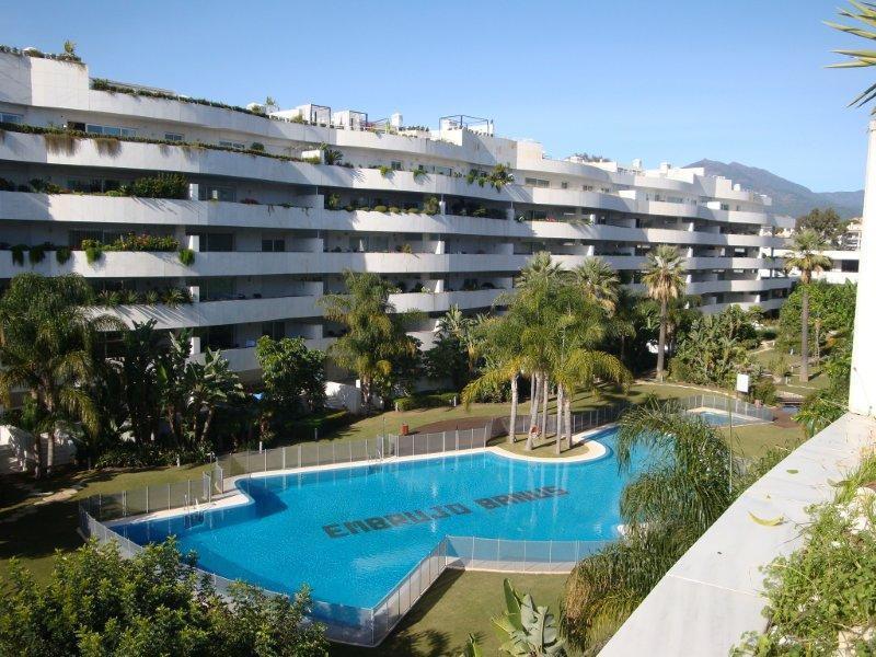 Apartment · Nueva Andalucía