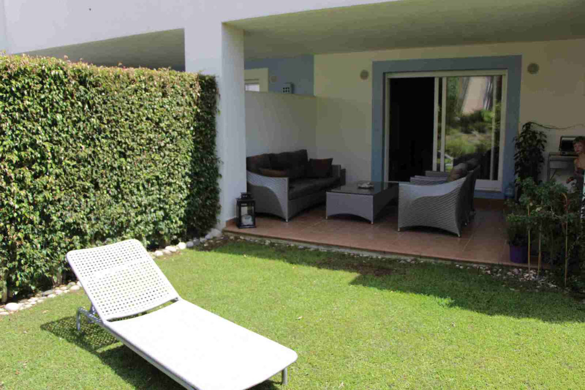 This is a very cozy apartment in a popular Cortijo del Mar urbanization, with various improvements a,Spain