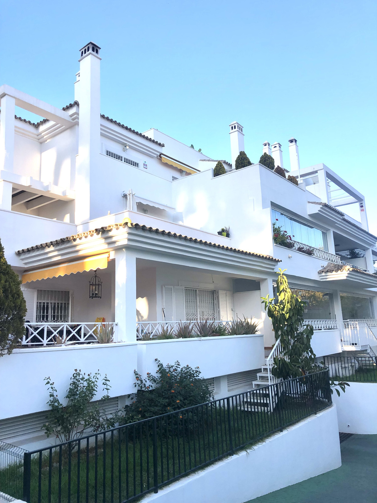 Nice and spacious top floor apartment by Rio Real golf with open sea and mountain views. Fully fitte,Spain