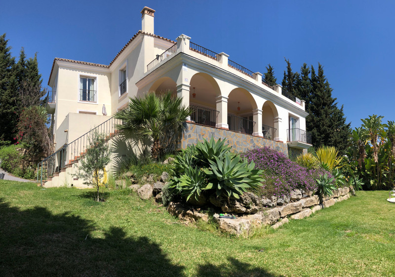 Villa – Chalet, Nueva Andalucía – R3187561