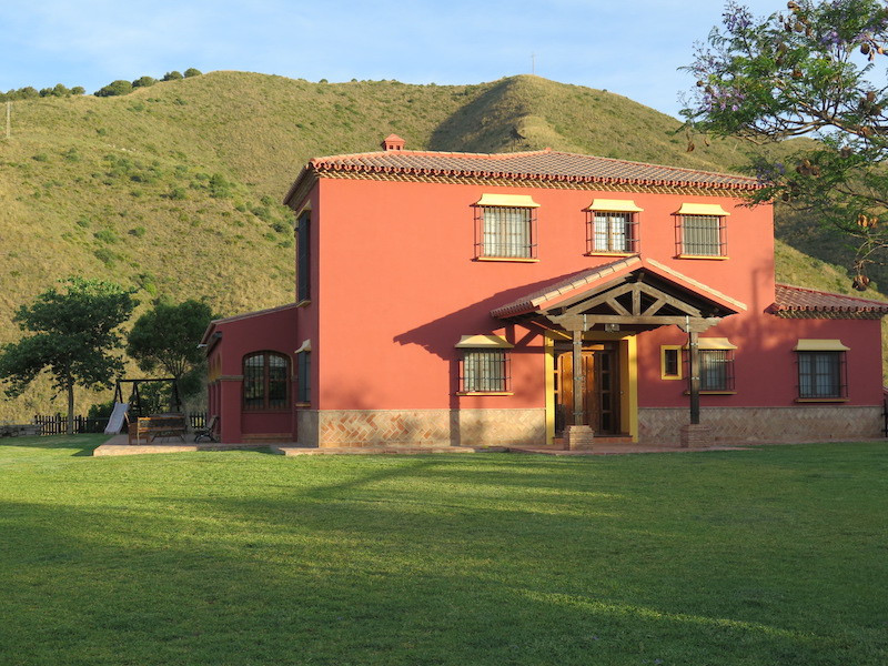 Villa  Finca en venta   en Málaga