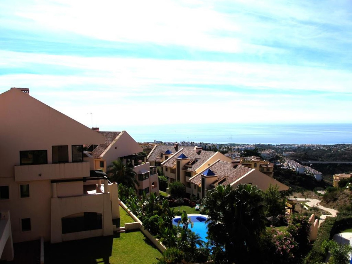 If you want sea views, this is it!!!! Beautiful 2 bedrooms apartment  in the most exclusive complexe, Spain