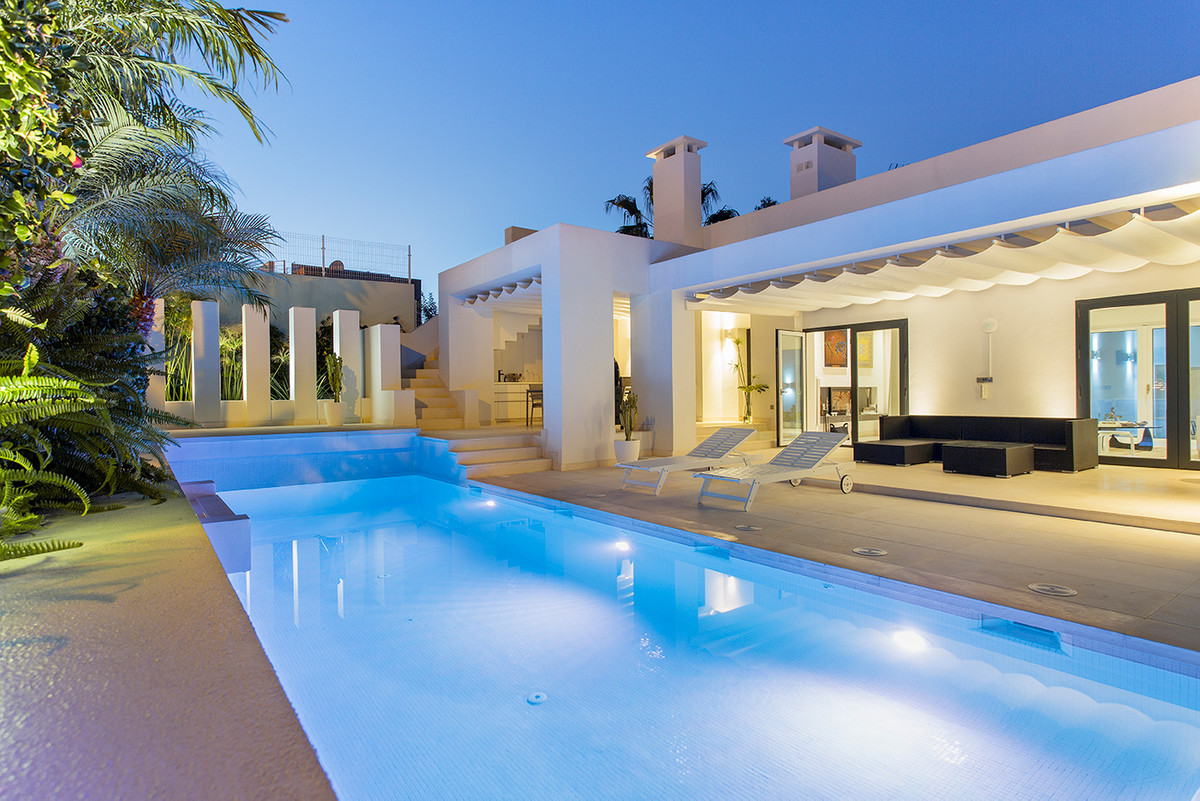 Freistehende Villa in La Cala Golf R3333643