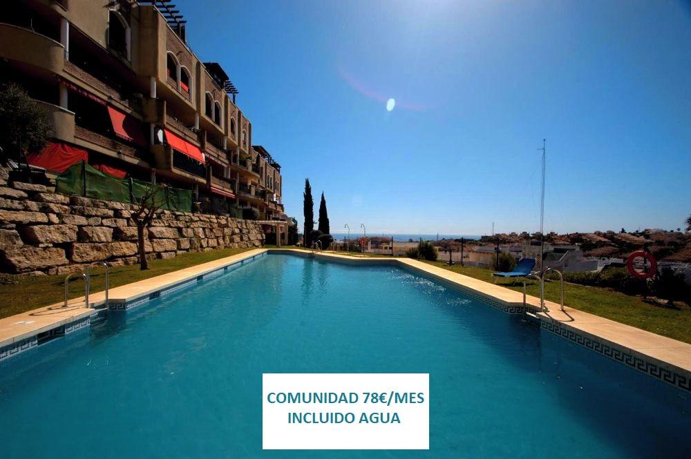 Ground Floor Apartment in Riviera del Sol R3278251