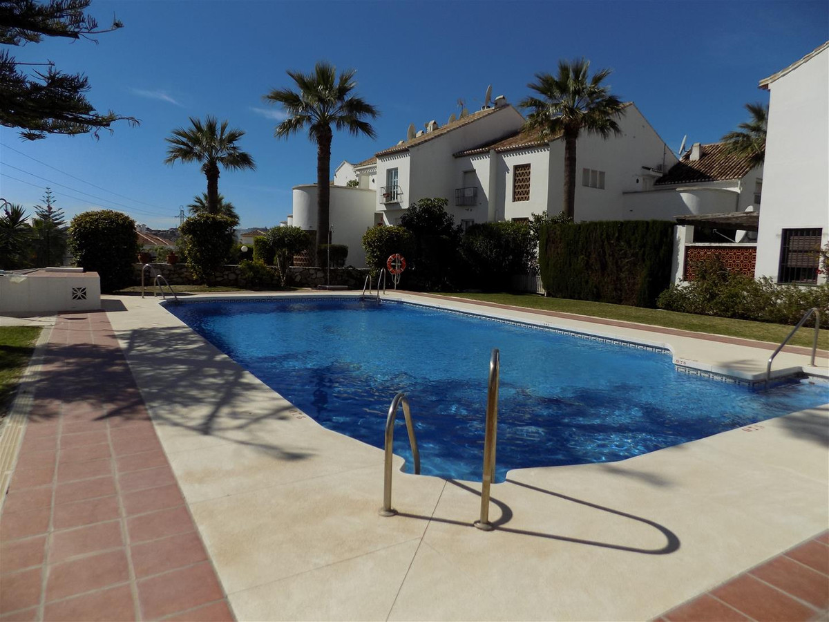 Townhouse in Mijas Golf R3144883