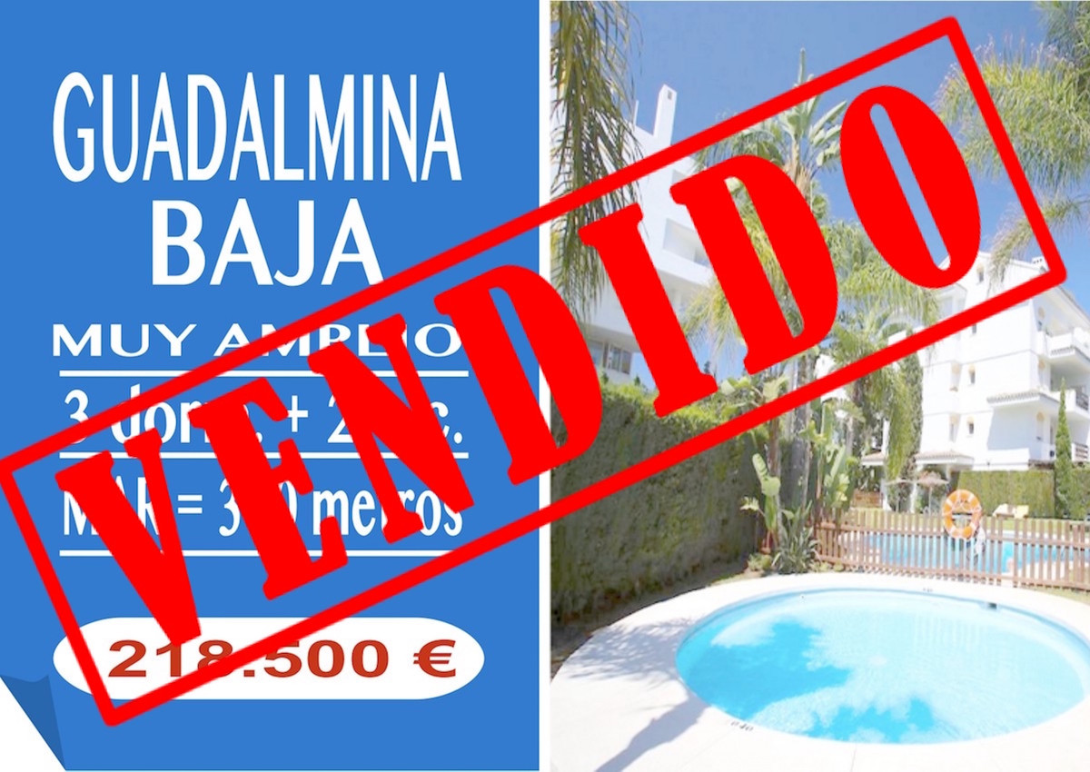 Appartement Mi-étage à Guadalmina Baja R2732546