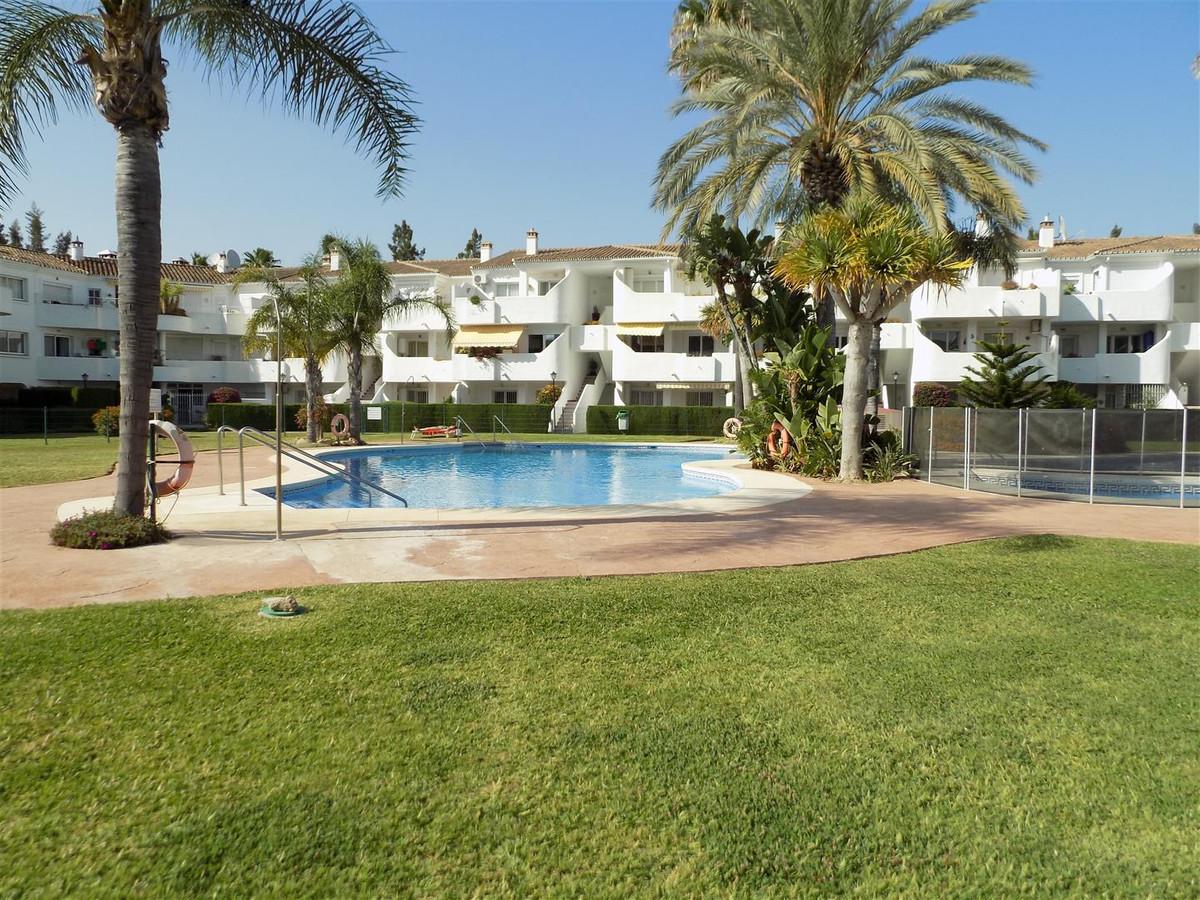 Ground Floor Apartment in Mijas Golf R3213175