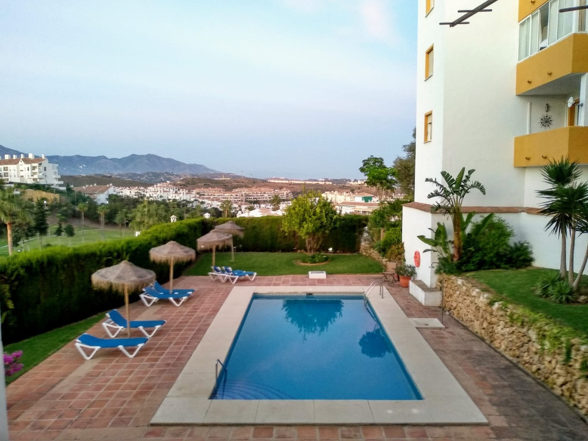 Ground Floor Apartment in Riviera del Sol R3274423