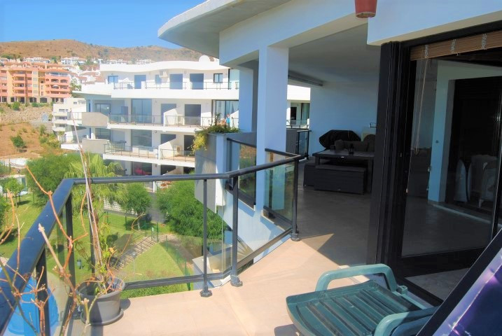 Middle Floor Apartment in Riviera del Sol R2982854