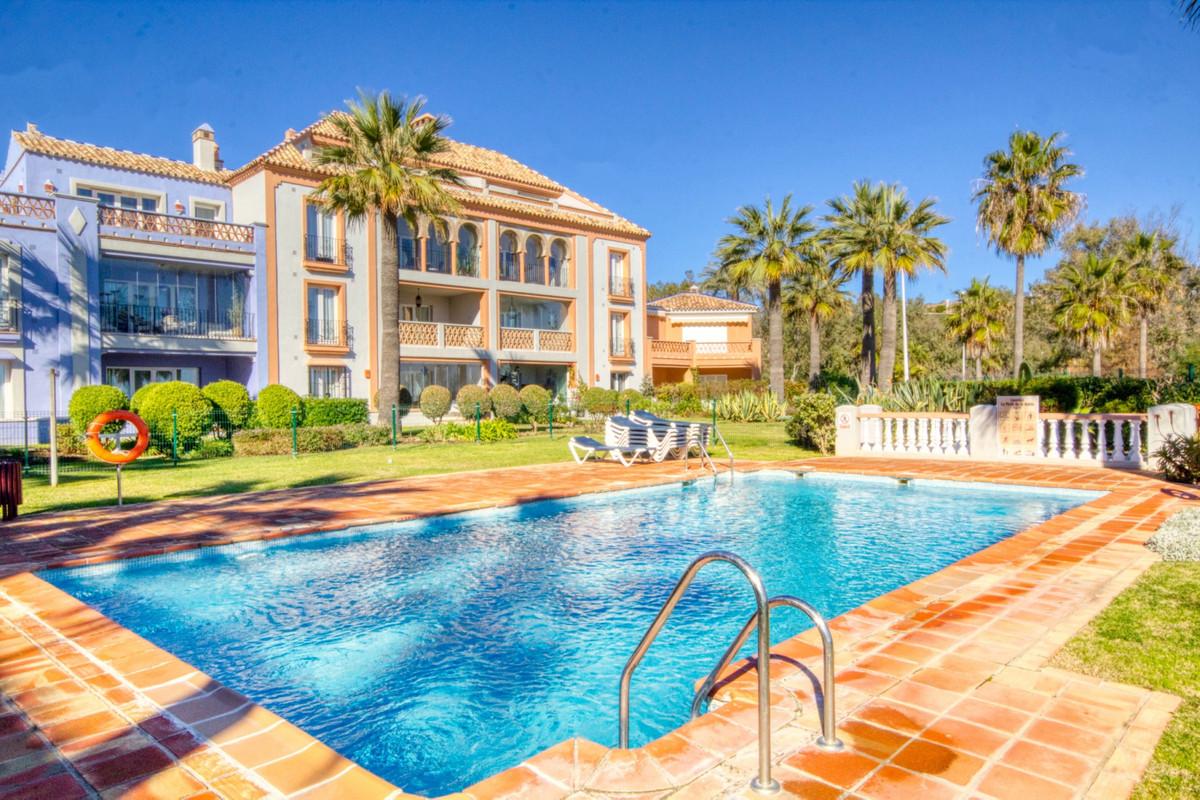 Ground Floor Apartment in Casares Playa R3342250