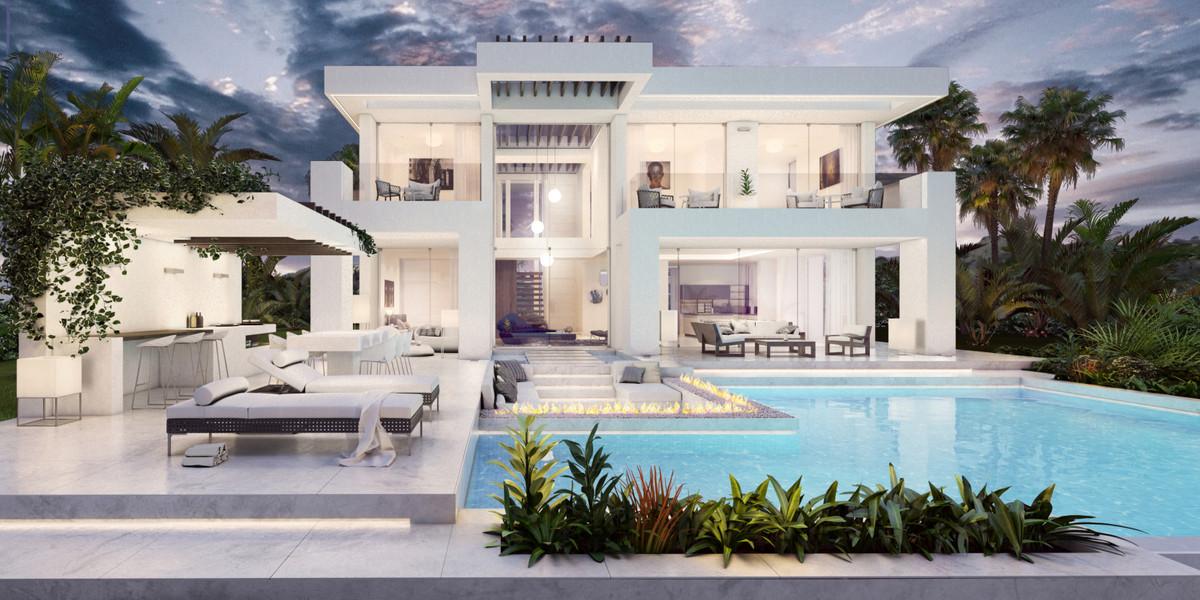 Villas in Estepona R3341977