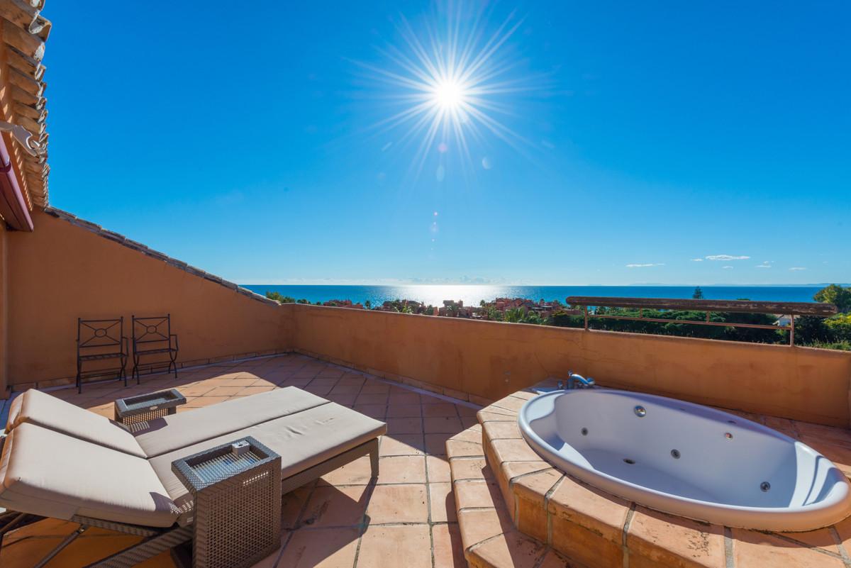 Penthouse in Bahía de Marbella R3343573