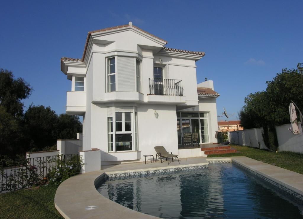 Detached Villa in El Faro R402301
