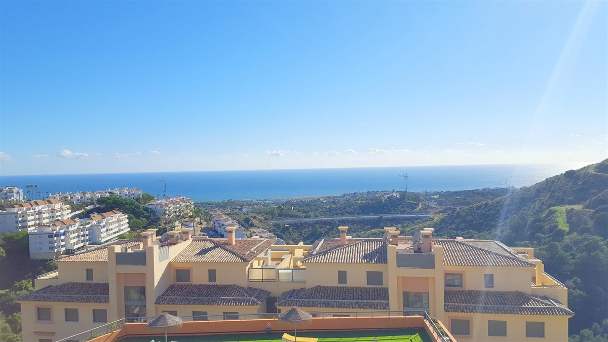 Middle Floor Apartment for sale in Calahonda R3412918