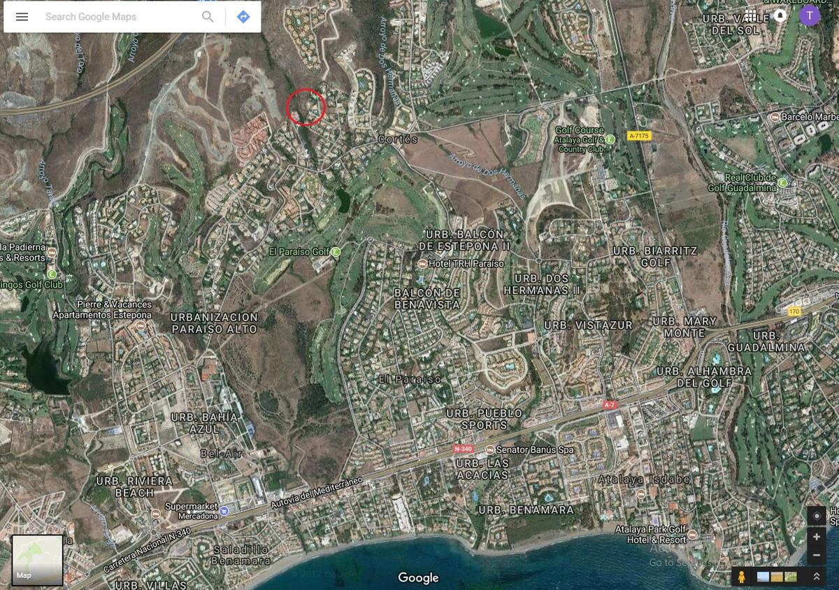 Residential Plot in Benahavís R3338845