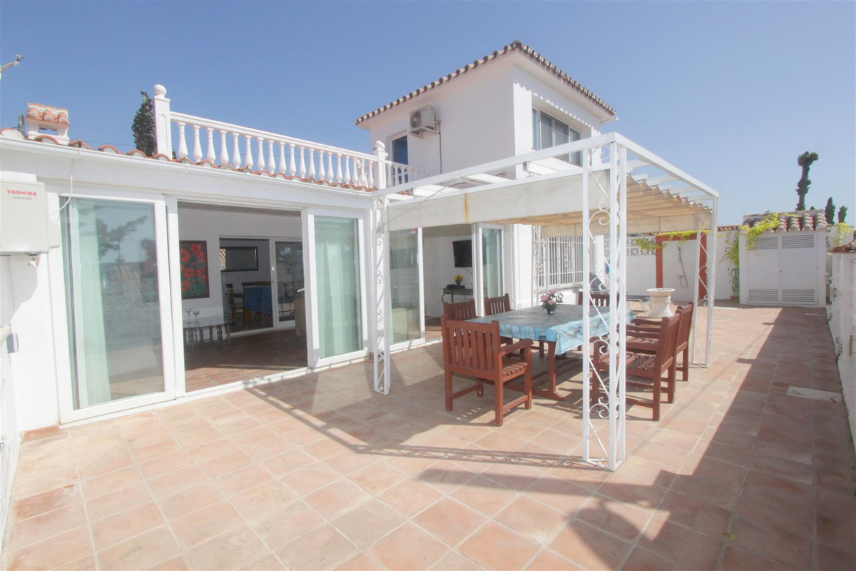 Newly renovated!!! Great price for this cozy Scandinavian designed house with sea view located in Ma, Spain