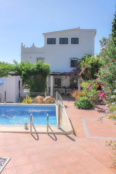 Detached Villa in Tolox R821965