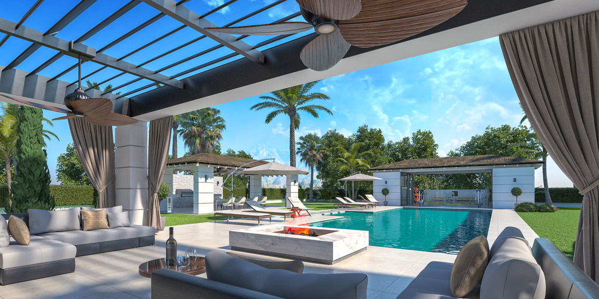 Detached Villa in Guadalmina Baja R3342604