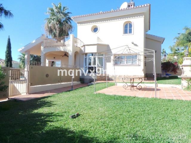 Detached Villa in Mijas Golf R3268849