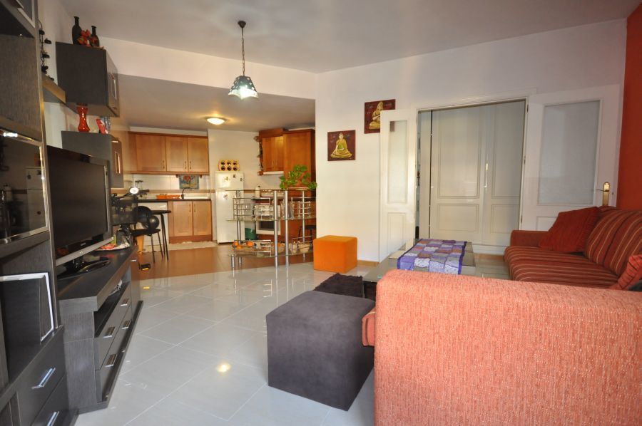 Modern 1 bedroom apartment in an up and coming area of Fuengirola.   Light and spacious with views o,Spain