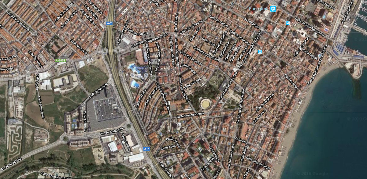R3261649: Plot for sale in Fuengirola